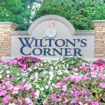 Wilton's Corner Neighborhood in Winslow Township