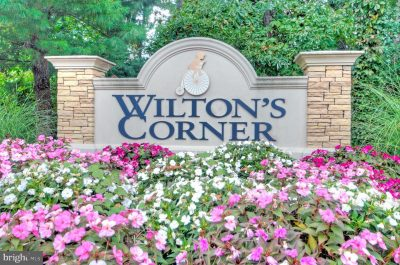 Wilton's Corner Neighborhood in Winslow Township