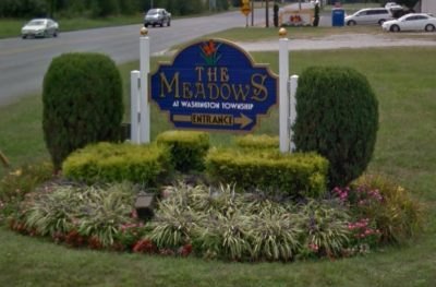 The Meadows Neighborhood in Washington Township, NJ